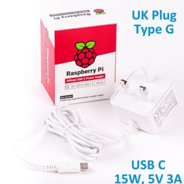 Power supply official Raspberry pi Brunei