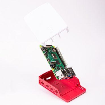 original Raspberry Pi 4 case Brunei 1